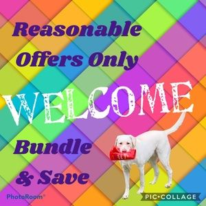 Please submit only reasonable offers.